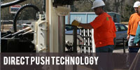 Direct Push Technology