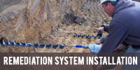 Remediation System Installation